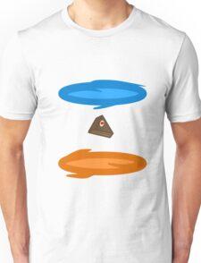 Portal Cake Unisex T-Shirt