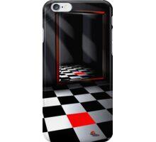 Square Red iPhone Case/Skin