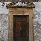 Marzamemi, Sicily. Church Door by Igor Pozdnyakov