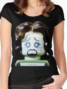 Beware of the Banshee!! Women's Fitted Scoop T-Shirt