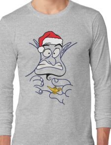 (Christmas Version) Itty Bitty Living Space Long Sleeve T-Shirt