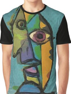 picasso graffiti # 7 Graphic T-Shirt