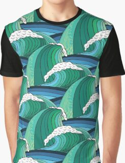 Oceans Rhythm Graphic T-Shirt