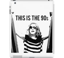 This is the 90s iPad Case/Skin