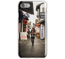 City Life in Ancient China iPhone Case/Skin