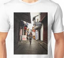 City Life in Ancient China Unisex T-Shirt