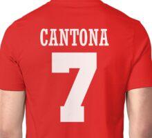 Cantona no. 7 Unisex T-Shirt