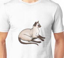 Siamese pal Unisex T-Shirt