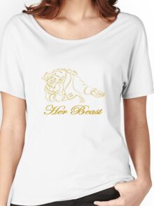 Beauty & the Beast 2 Women's Relaxed Fit T-Shirt