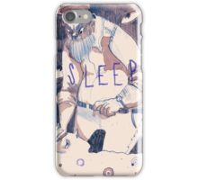 Sleep Aid iPhone Case/Skin