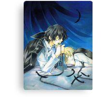 Pandora Hearts - Gil & Oz Canvas Print