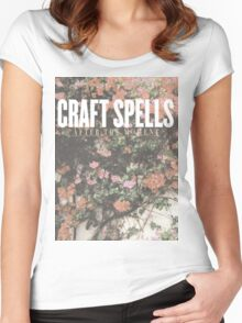 Craft Spells  Women's Fitted Scoop T-Shirt