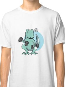 Exercise Trex: lifts Classic T-Shirt