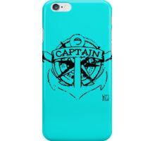 Captain 2.0 iPhone Case/Skin