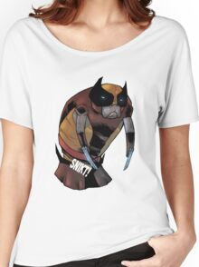 Wolverine Manatee SALE! Women's Relaxed Fit T-Shirt