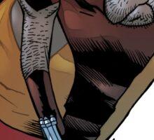 Wolverine Manatee SALE! Sticker