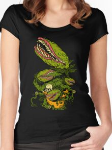 Venus Fly Trap Women's Fitted Scoop T-Shirt
