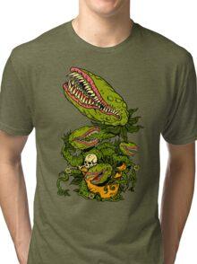 Venus Fly Trap Tri-blend T-Shirt