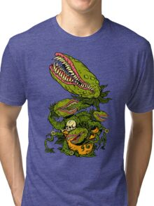 Venus Fly Trap Tri-blend T-Shirt