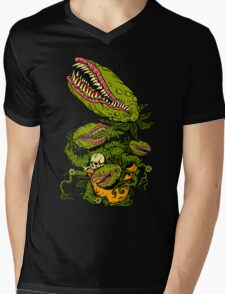 Venus Fly Trap Mens V-Neck T-Shirt