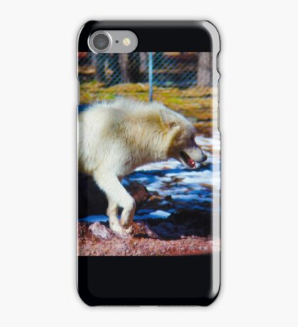 """""""Call of the Wild"""" --title by Jack London iPhone Case/Skin"""