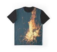 Catching Fire Graphic T-Shirt