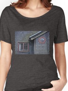 Bucolic Old House Women's Relaxed Fit T-Shirt