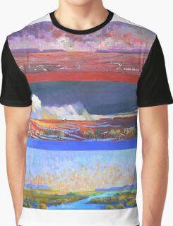 Three [Changes] Graphic T-Shirt