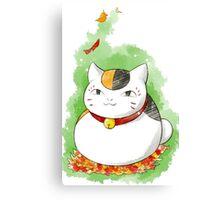 Nyanko Sensei  Canvas Print