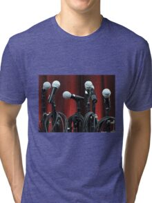 Ok, Tune Those Voices...memememememe......... Tri-blend T-Shirt