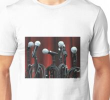 Ok, Tune Those Voices...memememememe......... Unisex T-Shirt