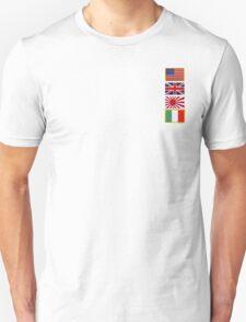 Flag Pack 1  Unisex T-Shirt