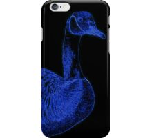 Neon Goose iPhone Case/Skin