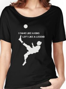 Left Like A Legend Women's Relaxed Fit T-Shirt