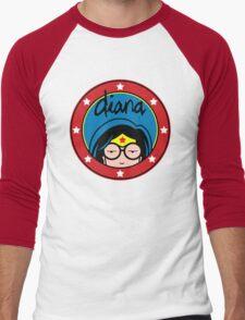 Diana Men's Baseball ¾ T-Shirt