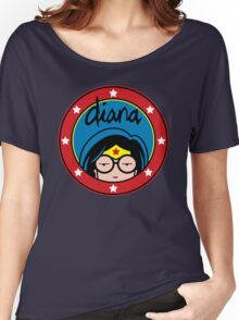 Diana Women's Relaxed Fit T-Shirt