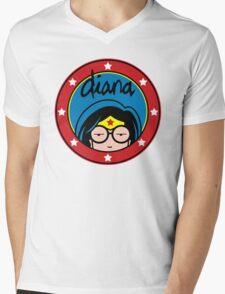 Diana Mens V-Neck T-Shirt