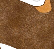 Chestnut Agouti Rabbit Sticker