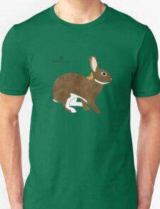 Chestnut Agouti Rabbit T-Shirt