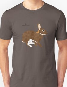 Chestnut Agouti Rabbit Unisex T-Shirt
