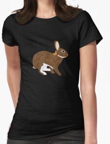 Chestnut Agouti Rabbit Womens T-Shirt