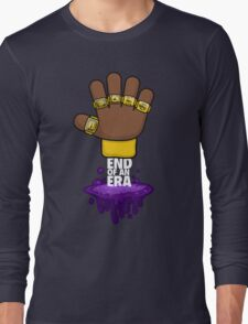 Kobe End of an Era Long Sleeve T-Shirt