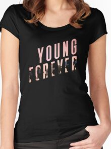 BTS - EPILOGUE : Young Forever Women's Fitted Scoop T-Shirt