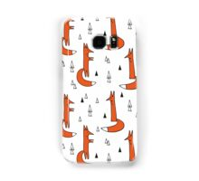 Foxes Samsung Galaxy Case/Skin
