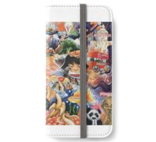 Painting iPhone Wallet/Case/Skin