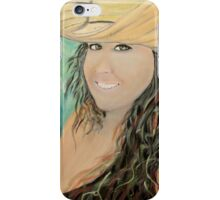 Laura - Southern Charm, Beauty, Grace iPhone Case/Skin