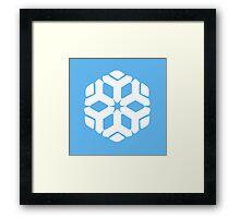 Mei Logo Framed Print