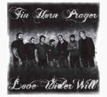 Tin Horn Prayer - Love Under Will Kids Clothes