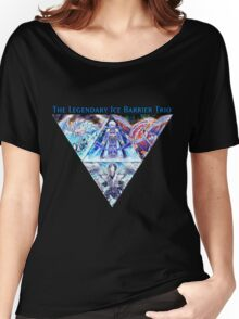 The Ice Barrier Dragons Women's Relaxed Fit T-Shirt