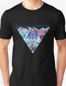 The Ice Barrier Dragons Unisex T-Shirt